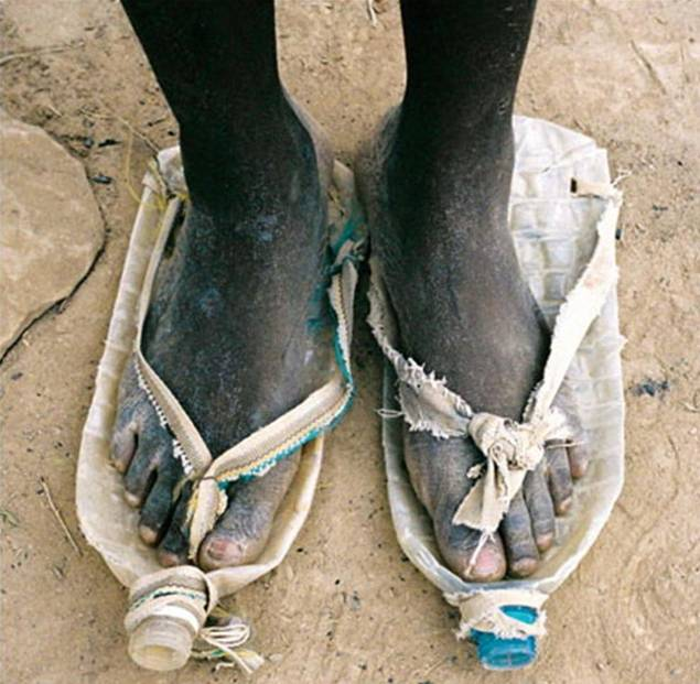 Shoes for Orphan Souls: When Giving is Receiving