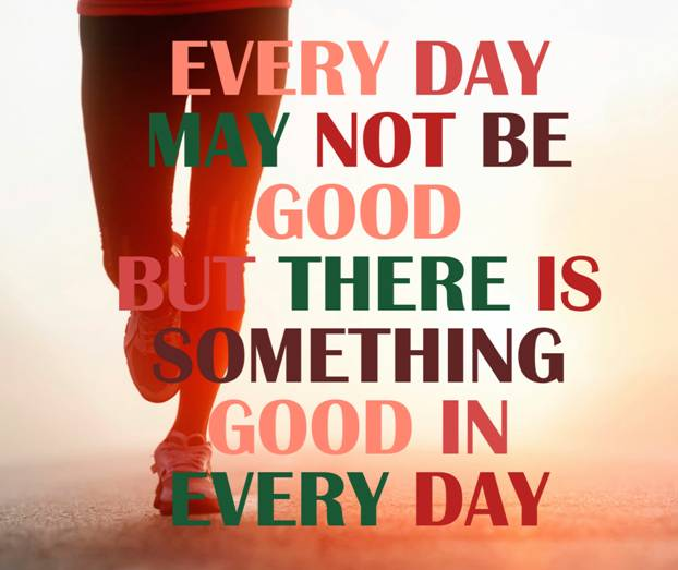 From the Life Coaching Deck: How to Have a Good Day Everyday
