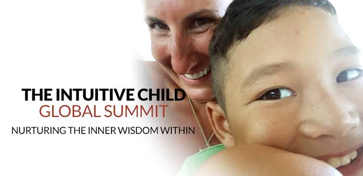The Intuitive Child Global Summit banner