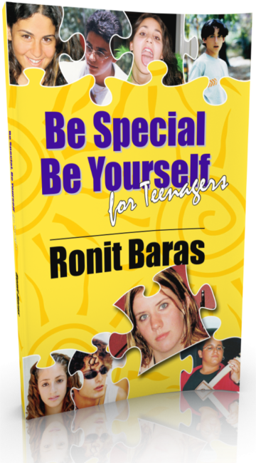 Be Special Be Yourself for Teenagers by Ronit Baras