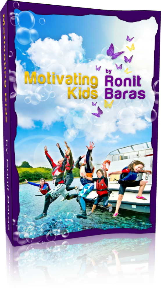 What motivates your child? Read Motivating Kids by Ronit Baras