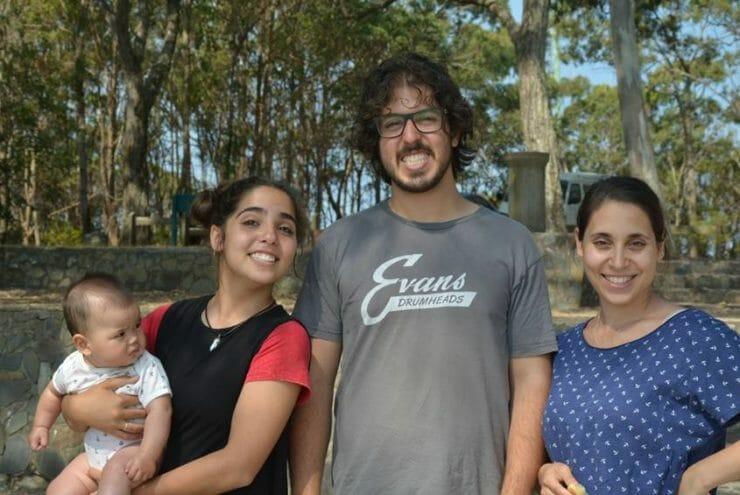 Eden, Tsoof, Noff and Ayla