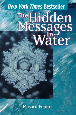 The Hidden Message in Water by Masaru Emoto