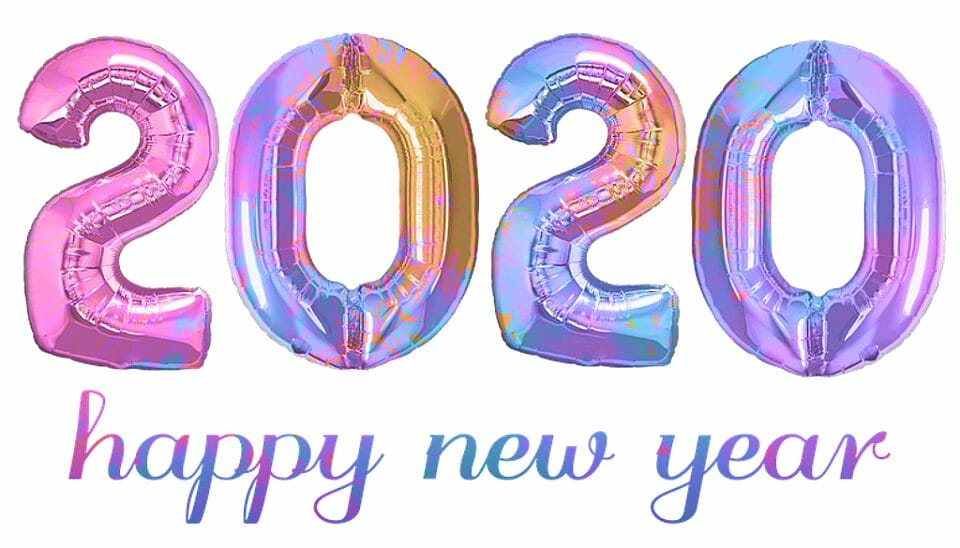 Happy new year for 2020